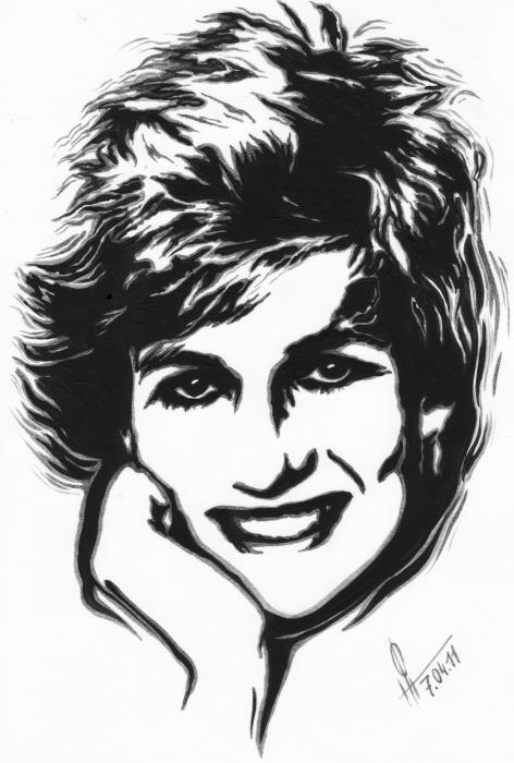 Lady Diana by Dory21